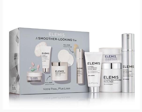 ELEMIS Dynamic Resurfacing 4-Step Collection